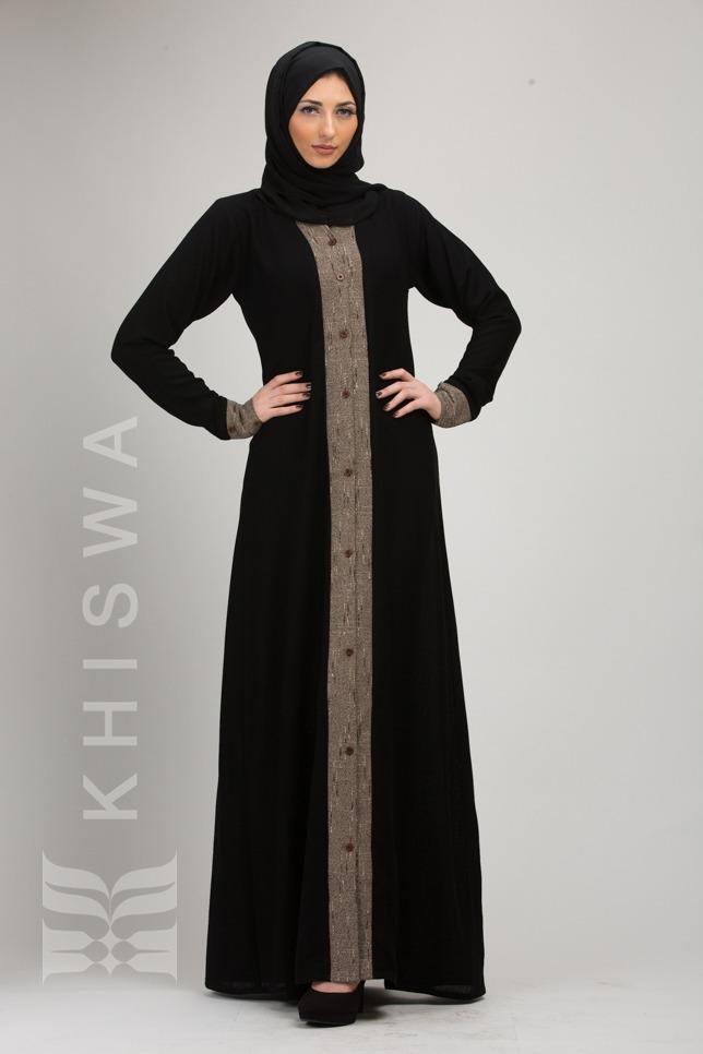Linen Abaya Khiswa L Abaya Dresses Hijab