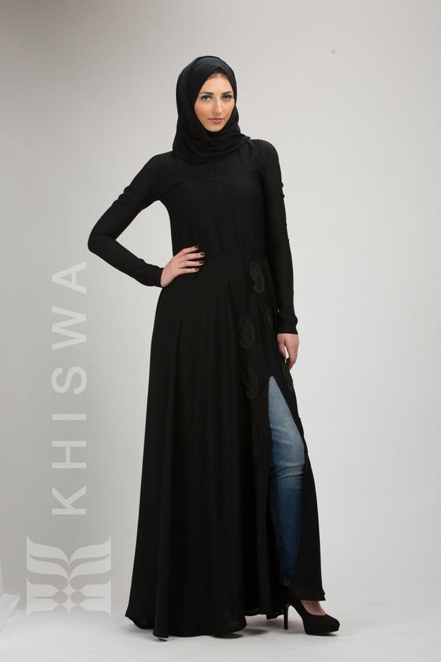 abaya dress tuturial